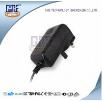 Quality AC DC Universal Power Adapter 12V 2A , Wall Power Adapter UK Plug for sale