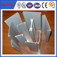 Buy OEM 6063 industry aluminium product channel price, aluminium industry extrusion profiles at wholesale prices