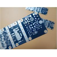Quality Impedance Control Hybrid PCB RO4350b and Fr4 with Immersion Silver Custom PCB Boards for Automatic Door light Module for sale