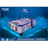 Buy cheap Commercial Exercise Game Coin Operated Air Hockey Table redemption arcade Game from wholesalers