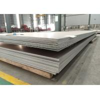 China 1300-1390 °C Melting 904L Hot Rolled Steel Plate , Petroleum Standard Steel Plate on sale