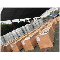 Quality ASME Certificated Air Compressor Receiver Tank Carbon Steel / Stainless Steel for sale