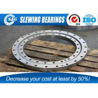 Quality Cutomized  Industrial Turntable Bearings With Long Life Working Time for sale