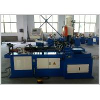 Quality Full Hydraulic Automatic Pipe Cutting Machine Two Way Clamps Low Noise for sale