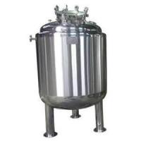 Quality Portable High Density stainless steel tanks / commercial blender Liquid Agitators / liquid mixing for sale