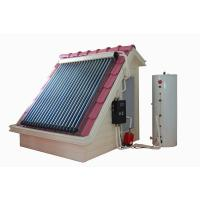 China split closed loop heat pipe tube solar hot water system on sale