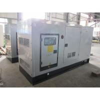 China 6L Silent Type Diesel Power Generator Set 200KVA , Water Cooled Generator on sale