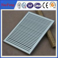 Quality Best quality Aluminum product for shutter door for sale