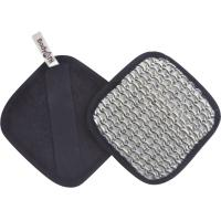 Quality Square Natural Sisal Bath Scrubber Body Exfoliating Pad No Stimulation To Skin for sale
