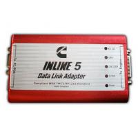 Quality 12v Cummins INSITE 7.5 INLINE 5 for Diesel Engine Scanner Truck Diagnostic Tool for sale