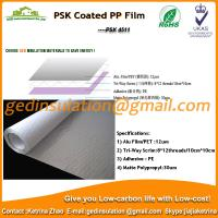 Quality PSK with PP for roof and loft insulation for sale