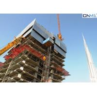 Quality 3 Floors Protection Field High Rise Safety Screens Climbing Independent Without Crane for sale