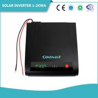 Quality Office Application Solar Power Inverter Built - in Enhanced AC Charger 0.5 - 2KW for sale