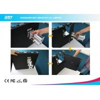 Quality SMD 2121 Front Service Indoor Led Video Wall Rental With 1/16 Scan , 1R1G1B for sale