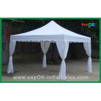 Quality Gazebo 2x2 Steel Frame 2x2/3x3/3x4.5/3x6/4x4/4x8m Pop Up Canopy for sale