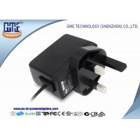 Quality UK 5V 1A Wall Mount switching Power Adapter for 3D Printer , CE Approved for sale