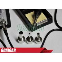 Buy AT8586 2 in 1 SMD Industrial Welding Equipment 220V SMD Rework Soldering Desoldering Station at wholesale prices