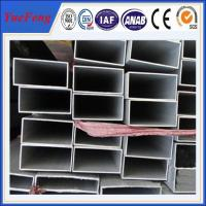 Quality 6061-t6 aluminum tube/flexible aluminum tube/aluminum square tube for sale