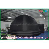 Quality Customized Size Mini Mobile Planetarium Projection Inflatable Dome Cinema Tent for sale