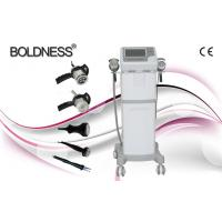 Quality Ultrasonic liposuction cavitation RF EMS Slimming Machine 50Hz 60HZ BL-606 for sale