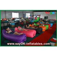 Quality Customized Shape Sleeping Air Bag / Inflatable Air Bag 200 cm * 90 cm CE Approval for sale