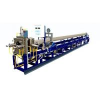 Quality Welded Metal Bellows Pipe Production Line , Flexible Tube Making Machine Shower Hose for sale