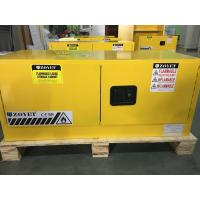 Quality Horizontal Flammable Industrial Safety Cabinets Piggyback With Doors 12 GAL for sale