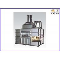 China Fire Resistance Test Apparatus , Hose / Pipe Testing Machine FTP II Res A 753 on sale