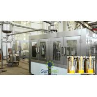 Buy cheap High Pressure Hot Tea Filling Machine Bottled Drink , stainless steel from wholesalers