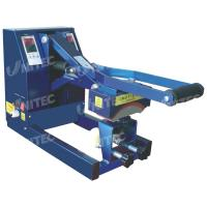 200W Heating Press Machine Digital Cap Press For T - Shirt Printing