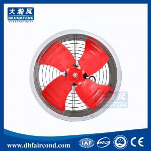 Quality DHF G series pipeline axial fan/ blower fan/ ventilation fan for sale