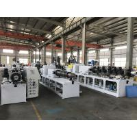 China UPVC / PVC Profile Extrusion Line For Door / Window 220V / 380V Input on sale