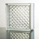 Quality Lattice Glass Block (LGB) for sale