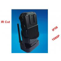 Quality Wireless Should Police Wearing Body Cameras , High Resolution Police Personal Camera for sale