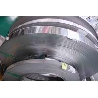 Quality 2B Cold Rolled 304 Stainless Steel Strip For Construction / Ship Building Industry for sale