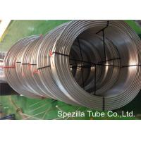 Quality ASTM A269 TP316L Annealed Stainless Steel Coil Tubing SS Seamless Pipes OD 1/4'' X 0.035'' for sale