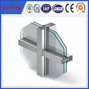Quality making windows used in aluminium alloy materials, price of aluminium sliding window frame for sale