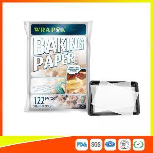 "Quality Wrapok Baking Parchment Paper Sheets 7.9"" X 12"" , Pre Cut Parchment Paper For Baking for sale"