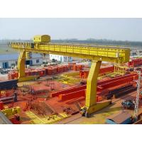 China YUANTAI construction machinary from china single girder gantry crane on sale