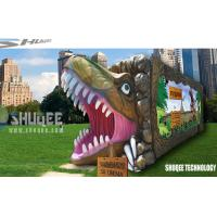 Quality Dinosaur box 5 D Movie Theater with 5.1 audio system / 7.1 audio system Sound system for sale