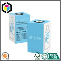 Quality High Quality Color Printing Paper Carton Box; Perfume Carton Packaging Box for sale