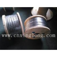 Quality sell xinglong stainless steel wire rope 1x7 7x7 7x19 1x19 6x36WS+IWRC for sale