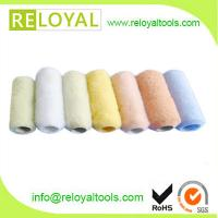 China 15082638.1  7 inch polyester paint roller cover 3/8nap 1-1/2diameter shed resistant on sale