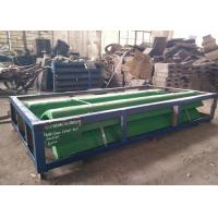 Quality Cr-Mo Alloy Steel 46M Class Corner Rail Section Grinding Mill Hardness HB217-241 for sale