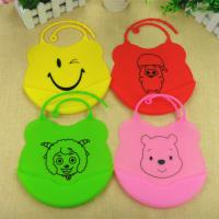 Buy cheap Wholesale High Quality FDA Silicone Baby Drool Bib Bandana Set Manufacturer from wholesalers