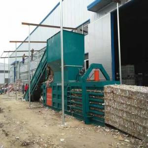 China Export JH1250Hydraulic baler/baling machine/JH850 automatic baler/850waste baler machine/straw baler machine on sale