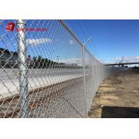 Buy New Design products on make Hot Dipped Galvanized 6ft Chain Link Fence at wholesale prices