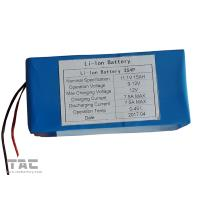 Quality ICR26650 3.7V 3300mAh 3S4P Lithium Ion Cylindrical Battery / Li-Ion Battery for sale