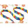 Buy cheap 100%Nylon Elastic webbing/ribbon for garment from wholesalers