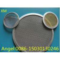 Buy Three Players Stainless Steel 316L Filter Mesh/filter disc mesh at wholesale prices